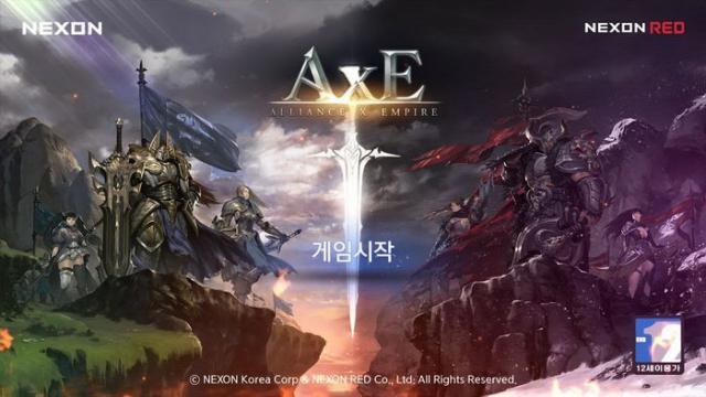 AxE: Liên Minh x Đế Quốc