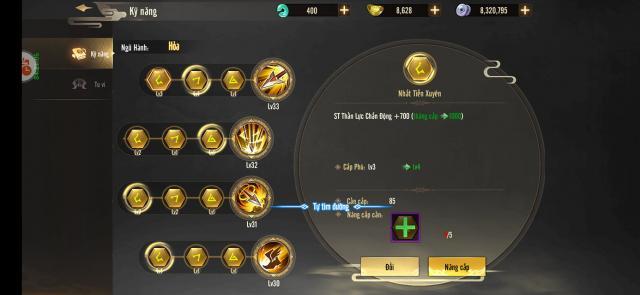 Cách chơi Phù phái Phi Vũ Thiên Kiếm Mobile