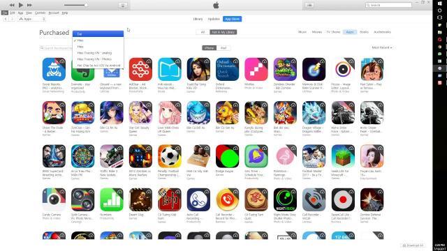 chia sẻ acc app store