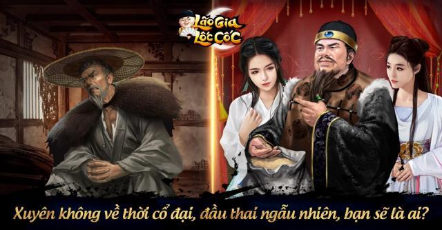 Hình ảnh giftcode lao gia coc coc