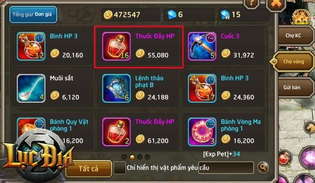 giftcode luc dia 2