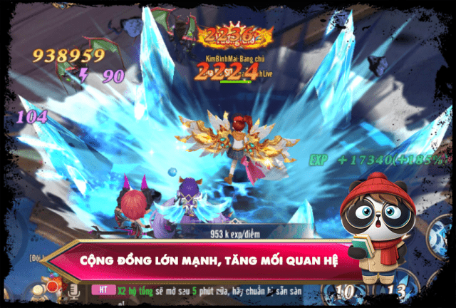 thanh linh 3d mod