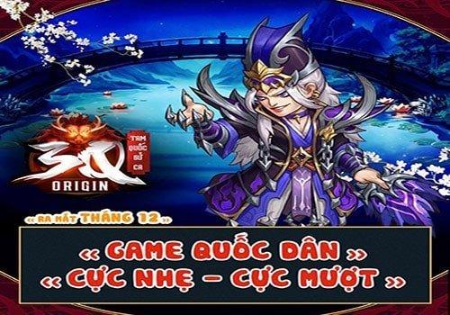 giftcode 3q origin