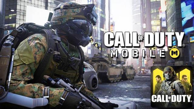giới thiệu Call of duty mobile