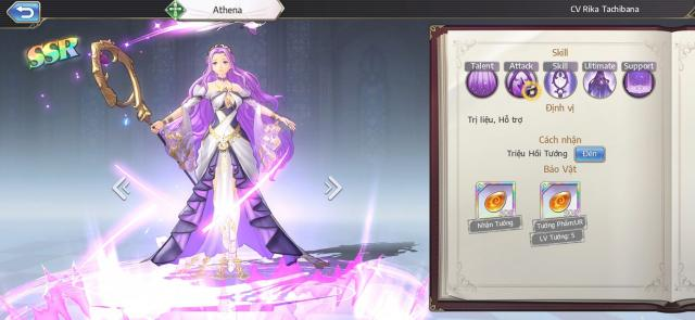 cach choi Athena Goddess of Genesisvi