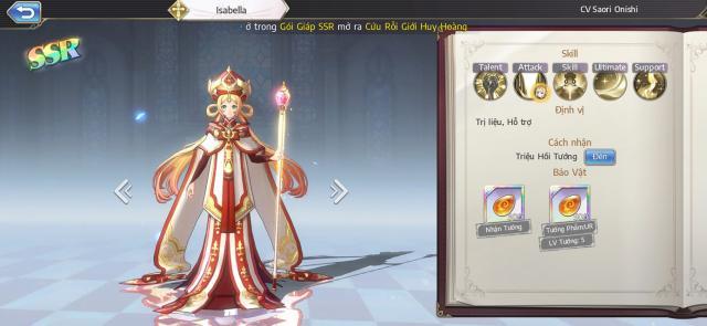 cach choi Isabella Goddess of Genesisvi