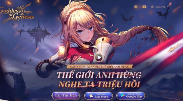 Goddess of Genesisvi tong quan cach choi hero
