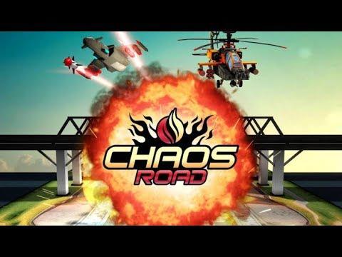 chaos road mod