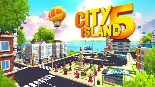 City Island 5 mod