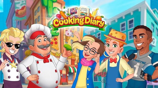 cooking diary mod