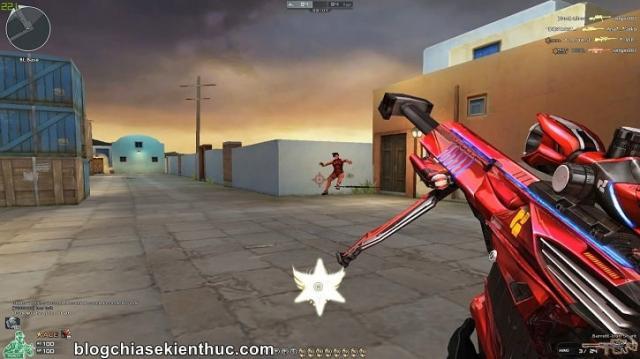 Crossfire Zero mod bất tử đạn xuyên tường