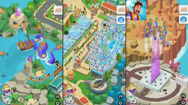 download Idle Theme Park Tycoon