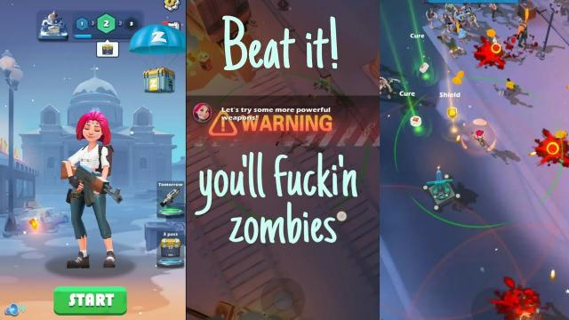 download Mow Zombies