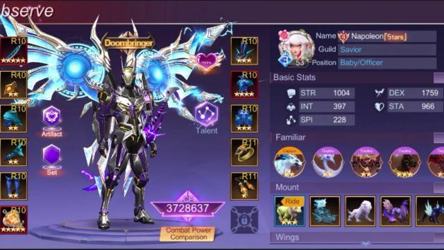 Eternal Sword M mod
