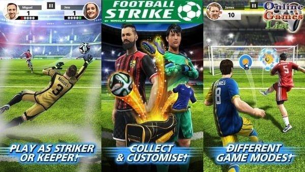 Football Strike việt hóa