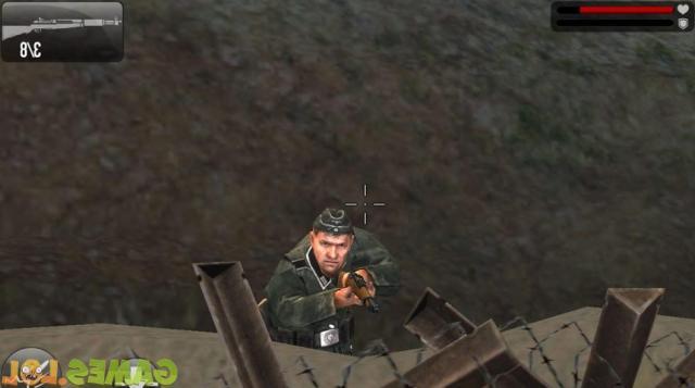 Frontline Commando: D-Day mod