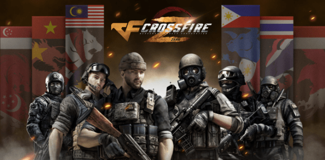 giftcode crossfire zero