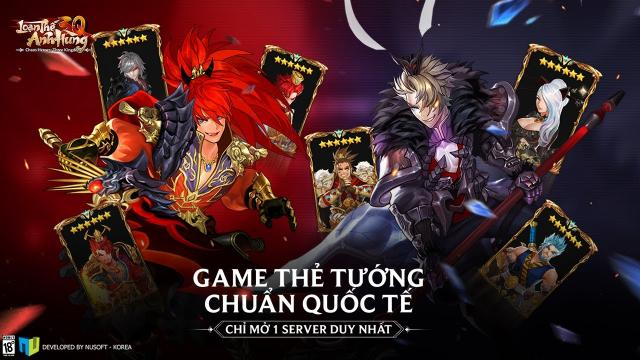 giftcode Loạn Thế - Chaos Heroes 3Q