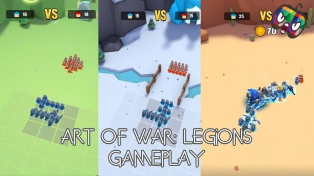 hack Art of War: Legions