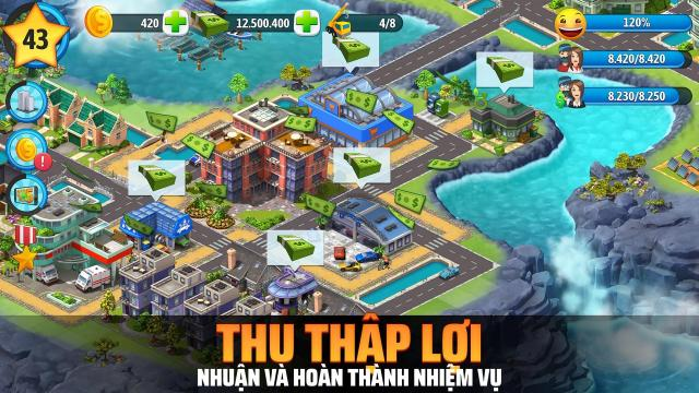 hack City Island 5