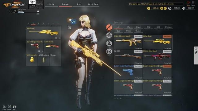 hack Crossfire Zero