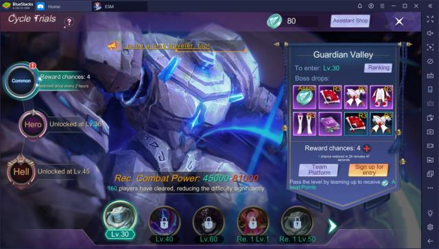 hack Eternal Sword M