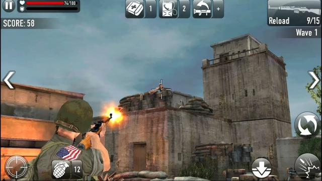hack Frontline Commando: D-Day