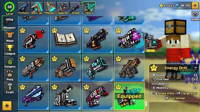 hack pixel gun 3d