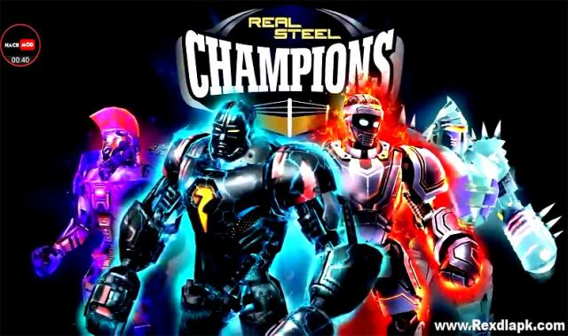 hack Real Steel Boxing Champions