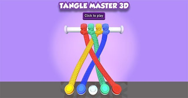 hack tangle master 3D