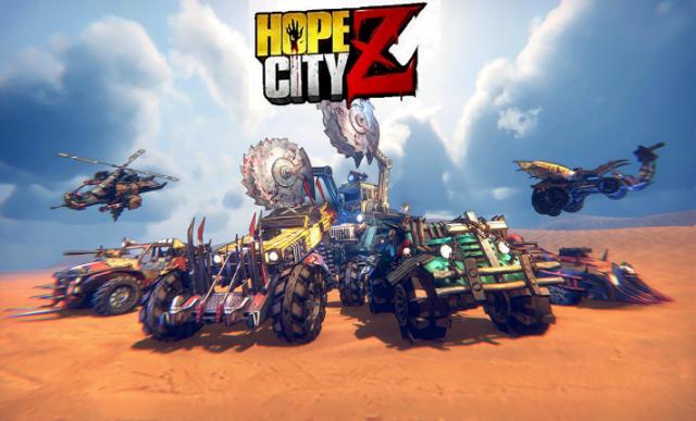 Hope City: Zombie