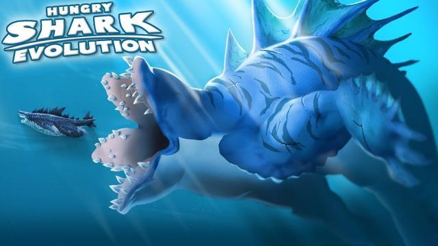 Hungry Shark Evolution ios apk