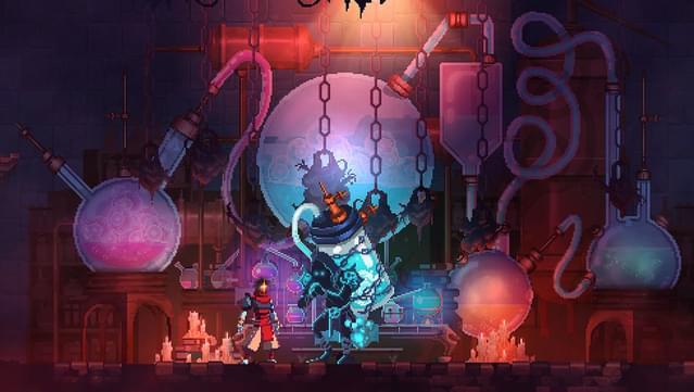 hướng dẫn chơi Dead Cells