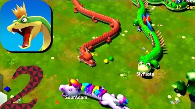 snake rivals tiếng việt