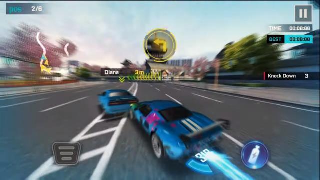 street racing hd tiếng việt
