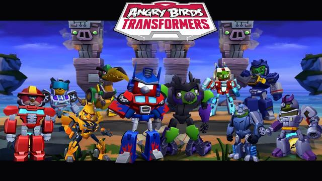 tải game Angry Birds Transformers
