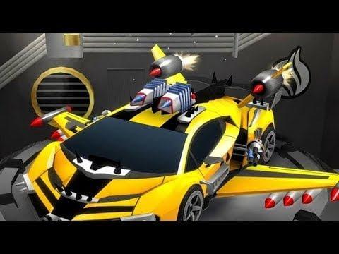 tai game chaos road