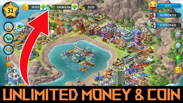 tai game City Island 5