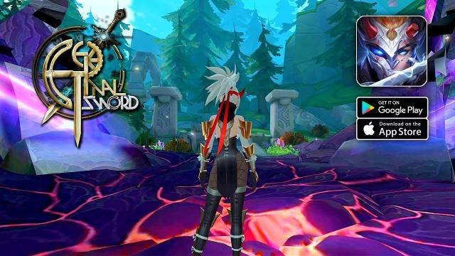 tải game Eternal Sword M