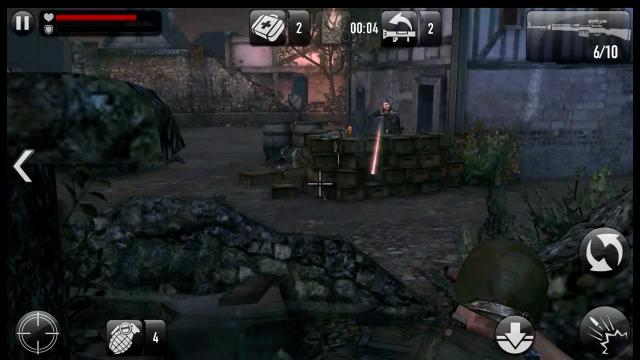 tải game Frontline Commando: D-Day