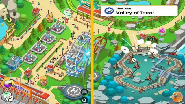 tải game Idle Theme Park Tycoon