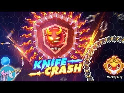 tải game Knives Crash