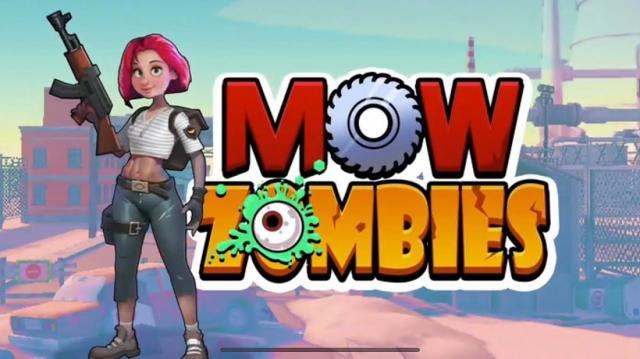 tải game Mow Zombies
