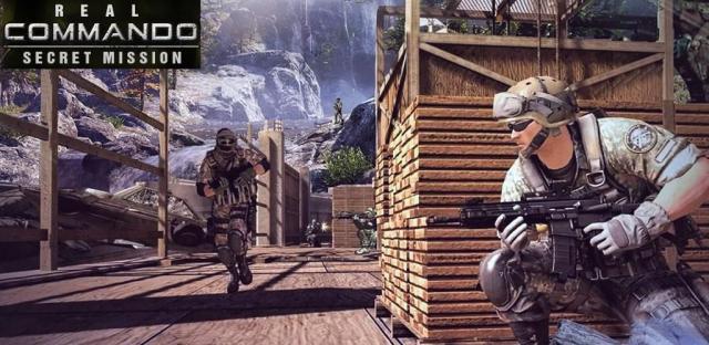 tải game Real Commando Secret Mission