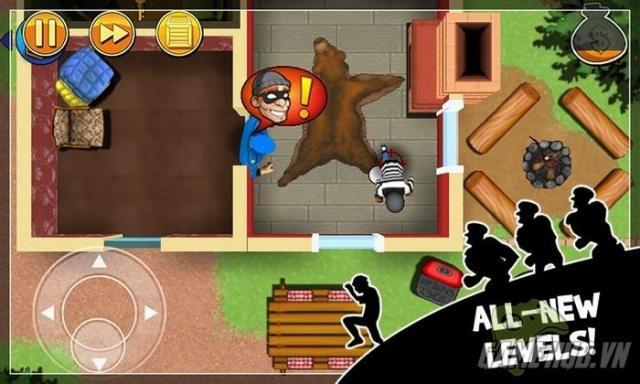 tai game Robbery Bob