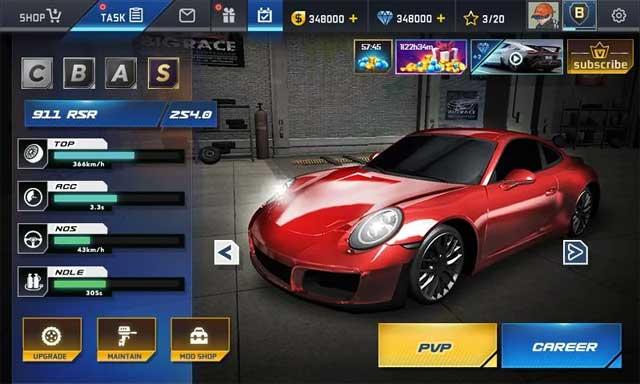 tai game street racing hd
