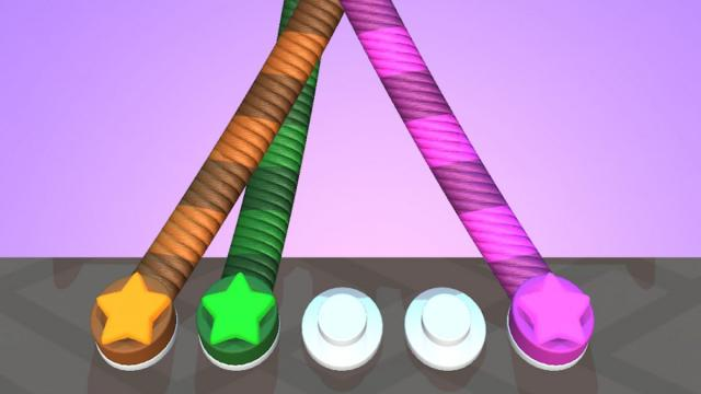 tải game tangle master 3D