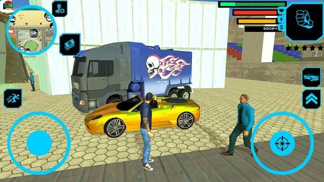 tải game Truck Driver City Crush