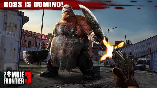 tải game Zombie Frontier 3