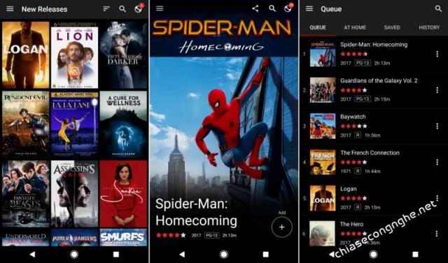 Tải Netflix mod cho iPhone